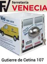 Viro Van Lock,cerrojo furgonetas,cerrojo para camiones,cerradura furgonetas,cerradura repartos,