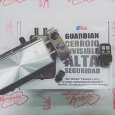 Cerradura invisible,cerradura Guardian,cerrojo Guardian,Cerradura BTV,Cerradura btv,