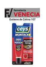 Pegamento Montack Ceys, Montack Agarre total,