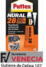 Sustituto universal de juntas,Nural 28, sustituto de juntas Pattex,Juntas 28,