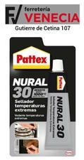 Sellador temperaturas extremas, Nural 30, Nural Pattex,Pattex 30,Sellador Nural,Temperaturas 30,