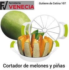Cortador de melon, Cortador Ibili, Cortador de melones y piñas,